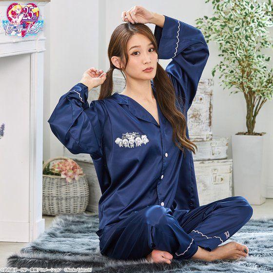 美少女戦士セーラームーンパジャマぷちきゃら!Ver.ネイビー_4
