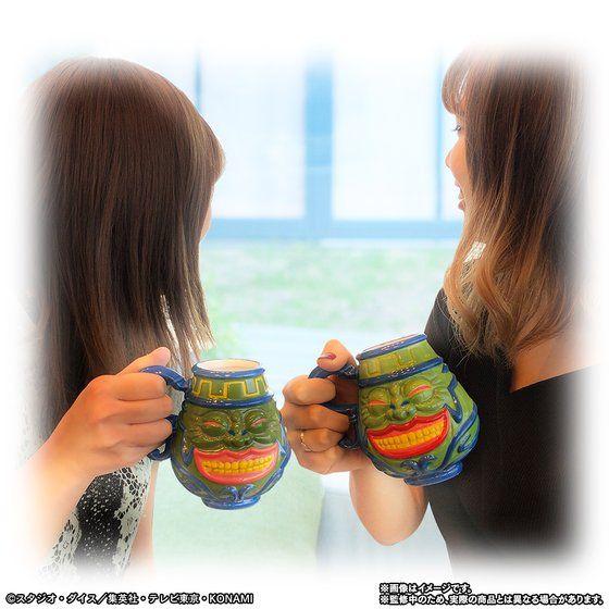 強欲な壺マグカップ&貪欲な壺湯呑_6