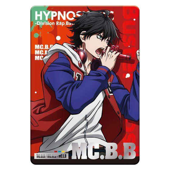 『ヒプノシスマイク-Division Rap Battle-』 Rhyme Anima メタルカードコレクション