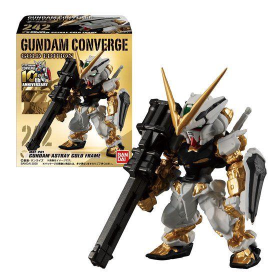 FW GUNDAM CONVERGE GOLD EDITION