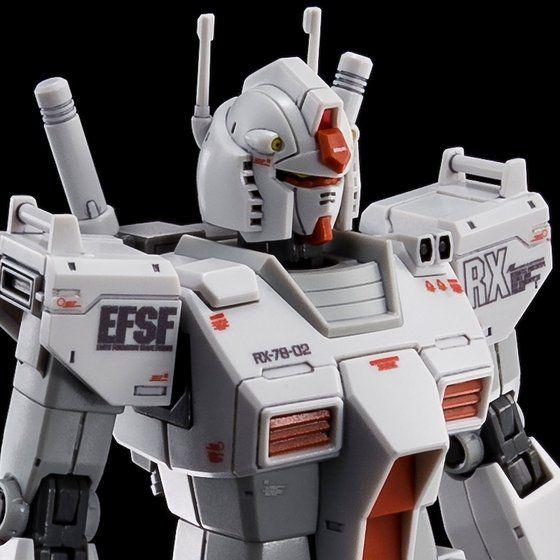 HG 1/144 RX-78-02 ガンダム ロールアウトカラー(GUNDAM THE ORIGIN版)【2次:2021年6月発送】