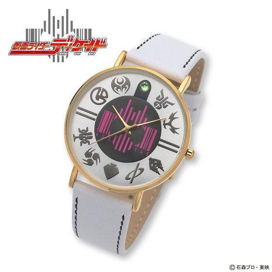 仮面ライダーディケイド レディース腕時計