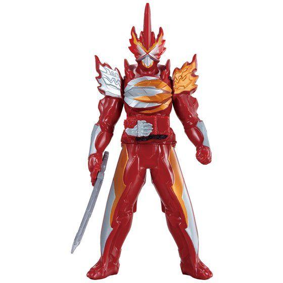 ライダーヒーローシリーズ08 仮面ライダーセイバー エレメンタルプリミティブドラゴン