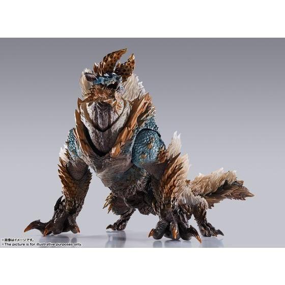 S.H.MonsterArts ジンオウガ