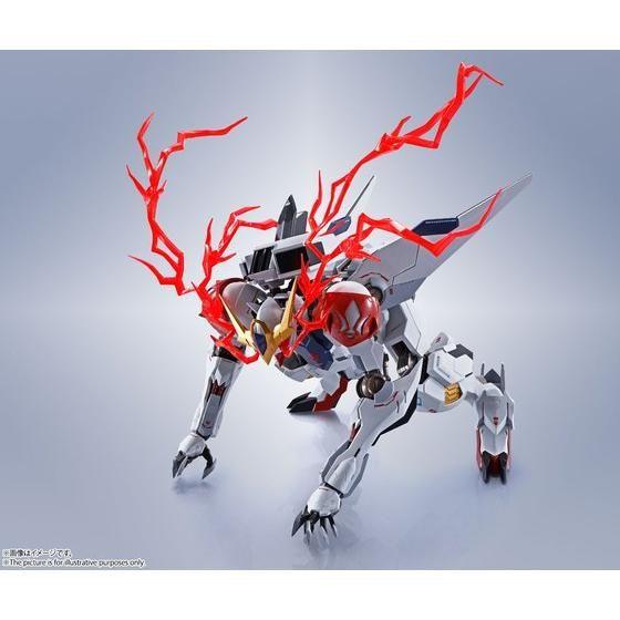 METAL ROBOT魂 <SIDE MS> ガンダムバルバトスルプス