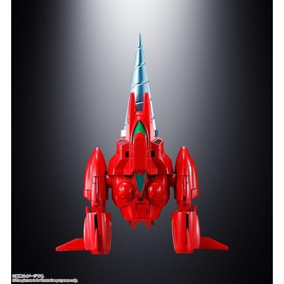 超合金魂 GX-96 ゲッターロボ號