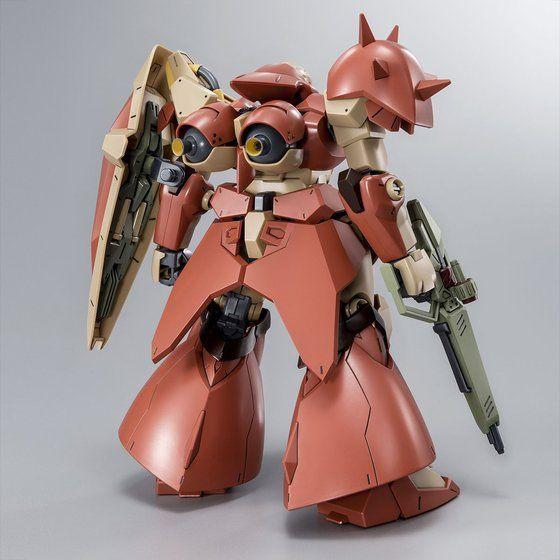 HG 1/144 メッサーF02型