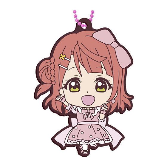 ラブライブ!虹ヶ咲学園スクールアイドル同好会 カプセルラバーマスコット05