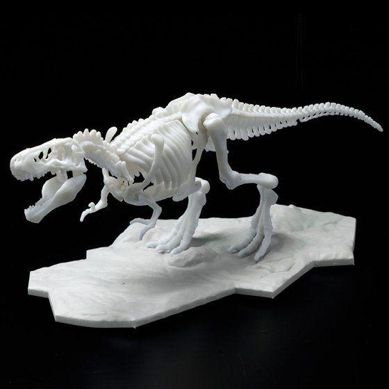 恐竜骨格プラモデル ティラノサウルス【2021年9月発送】