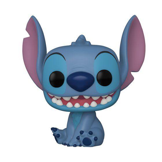 POP!ディズニー:『リロ&スティッチ』 スティッチ(笑顔でおすわりver.)