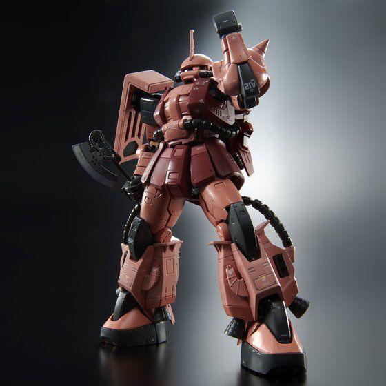 RG 1/144 高機動型ザクII(チームモンストルカスタム)