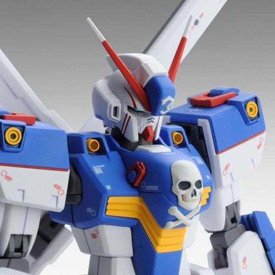 MG 1/100 クロスボーンガンダムX3 Ver.Ka 【再販】【3次:2021年9月発送】