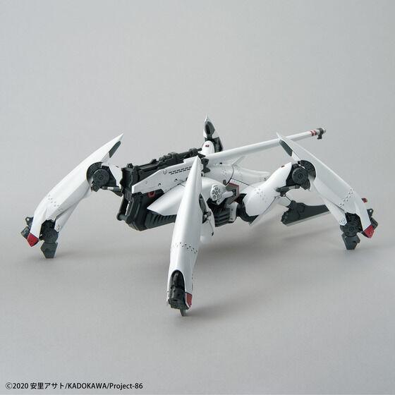 HG 1/48 レギンレイヴ(シン搭乗機)