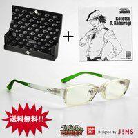 TIGER & BUNNY コラボレーションアイウエア ワイルドタイガー Designed by JINS