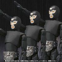 S.H.Figuarts ショッカー戦闘員(黒) 日本侵略!ショッカー戦闘員襲来セット
