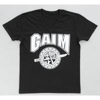 仮面ライダー鎧武 TEAM GAIM(チーム鎧武) Tシャツ(葛葉紘汰)ブラック