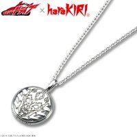 仮面ライダードライブ×haraKIRI Collaboration Silver925 ペンダント 「チェイス」モデル