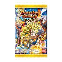 ドラゴンボールヒーローズ カードグミ17(20個入)