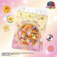 シュクレ キャラクテル SWEET MOON sailormoon candy MAKEUP MIX(5個入)2次受注