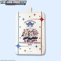THE IDOLM@STER M@STERS OF IDOL WORLD!!2015 アイドルマスター10thライブ LED内蔵パスケース(アイドル柄)