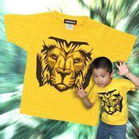 動物戦隊ジュウオウジャー 「ジュウオウライオン」Tシャツ こども用