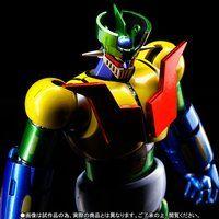 【先着販売】スーパーロボット超合金 マジンガーZ 鋼鉄ジーグカラー