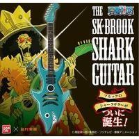 ワンピース ブルック シャークギター