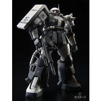 MG 1/100 MS-06R-1A エリック・マンスフィールド専用ザクII 【再販】