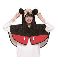 変身マント(大人用) ミッキーマウス