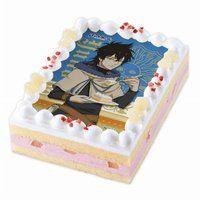 [キャラデコプリントケーキ] ブラッククローバー ユノ
