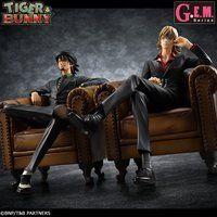 "G.E.M.シリーズ TIGER & BUNNY ""S.O.C"" バディセット"