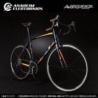 AE社製 ユニコーンガンダム2号機バンシィ ロードバイク RB−ALB01  (アルミフレーム)