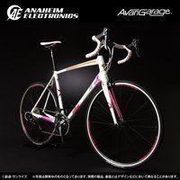 AE社製 ユニコーンガンダム ロードバイク RB−ALUC01 (アルミフレーム)