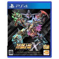 PS4 スーパーロボット大戦X ープレミアムアニメソング&サウンドエディションー