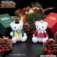 TIGER & BUNNY × THE KISS × BANDAI ベアマスコットチャーム付きネックレス (単品)