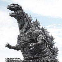 S.H.MonsterArts ゴジラ(2016)第4形態 凍結Ver.