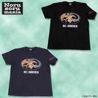 仮面ライダーTシャツ×ノルソルマニア コラボTシャツ ゲルショッカーマーク柄