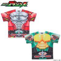 仮面ライダーアマゾンズ なりきりTシャツ