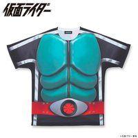 仮面ライダー1号 なりきりTシャツ(NEWバージョン)