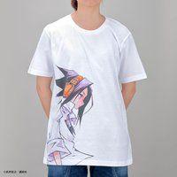 シャーマンキング シャーマンファイト イン トーキョー 2000 公式Tシャツ白 【プレミアムバンダイ限定】