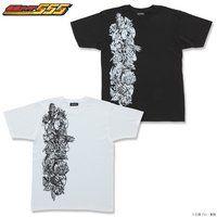 仮面ライダー555×篠原保デザイン オルフェノクTシャツ