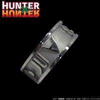 HUNTER×HUNTER ハンター文字リング「キルア=ゾルディック」【3次受注:2018年11月お届け】