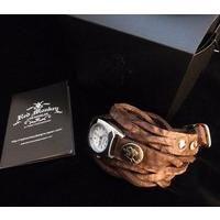 仮面ライダー フォーゼ x red monkey designs 弦太朗 3連巻きブレスレット・ウォッチ(腕時計)