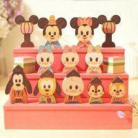 Disney|KIDEA&BLOCK <ひなまつり>