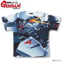 機動戦士ガンダム 逆襲のシャア フルパネルTシャツ RX-93 νガンダム