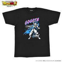 映画ドラゴンボール超ブロリー Tシャツ ゴジータ(大人サイズ)