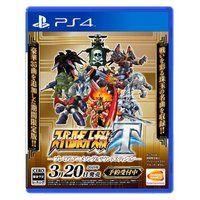 PS4 スーパーロボット大戦T プレミアムアニメソング&サウンドエディション