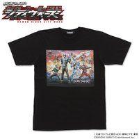 「仮面ライダー シティウォーズ」コラボデザイン Tシャツ