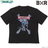 B×R 機動戦士ガンダム00 Tシャツ ガンダムエクシア