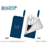 【ナナイロストア】アイドリッシュセブン 2nd LIVE 「REUNION」 ペンライトポーチ